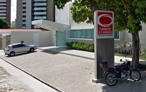 Campelo & Campelo - Rua Áurea Freire, 1443, Jóckey Clube